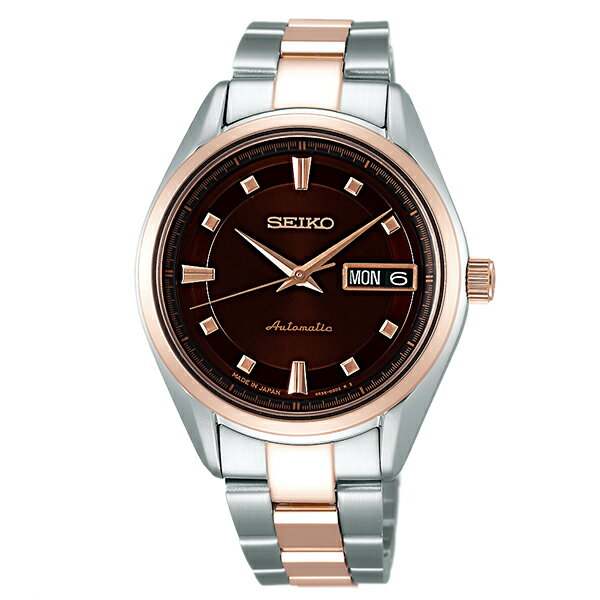 セイコー プレザージュ PRESAGE 100m防水 機械式(自動巻き) SRRY012 [国内正規品] レディース 腕時計 時計 [10年長期保証付][送料無料][腕時計ケア用品 マルチクロス付][ギフト用ラッピング袋付]