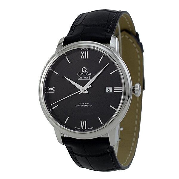 【ショッピングローン12回金利0%】オメガ デビル OMEGA プレステージ 424.13.40.20.01.001 [海外輸入品] メンズ 腕時計 時計 [送料無料][ギフト用ラッピング袋付][P_10]