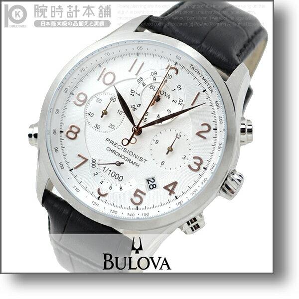 ブローバ BULOVA プレシジョニスト PRECISIONIST 96B182 メンズ 腕時計#112328