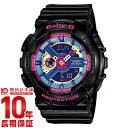 【カシオ ベビーG】 BABY-G BA-112-1AJF レディース 腕時計 時計 正規品 (予約受付中)(予約受付中)