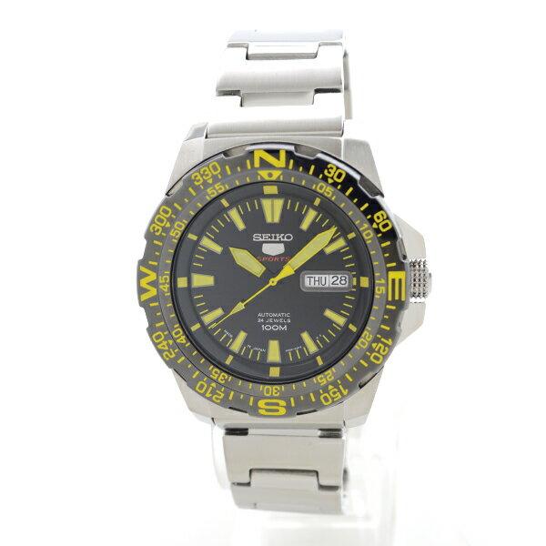 セイコー5 逆輸入モデル SEIKO5 5スポーツ 100m防水 機械式(自動巻き) SRP545J1 [海外輸入品] メンズ 腕時計 時計 [3年長期保証付][送料無料][ギフト用ラッピング袋付][P_10]