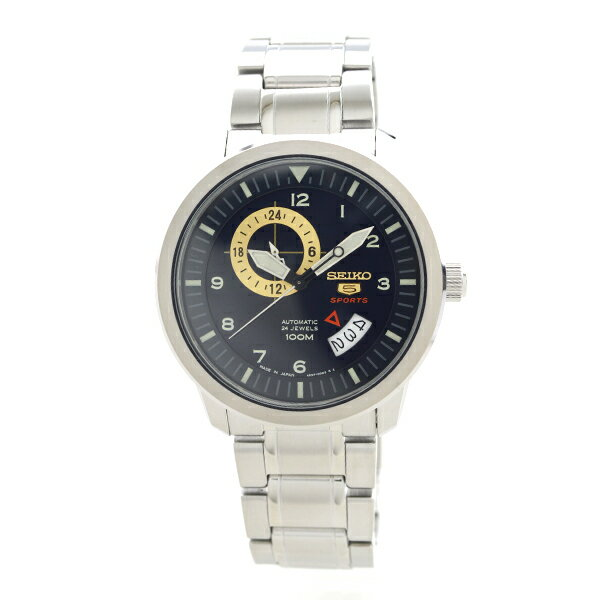 セイコー5 逆輸入モデル SEIKO5 5スポーツ 100m防水 機械式(自動巻き) SSA203J1 [海外輸入品] メンズ 腕時計 時計 [3年長期保証付][送料無料][ギフト用ラッピング袋付][P_10]