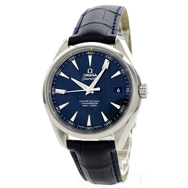 【ショッピングローン12回金利0%】オメガ シーマスター OMEGA  231.13.42.21.03.001 [海外輸入品] メンズ 腕時計 時計 [送料無料][ギフト用ラッピング袋付][P_10]