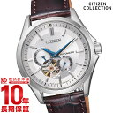 【ポイント10倍】シチズンコレクション CITIZENCOLLECTION NP1010-01A [国内正規品] メンズ 腕時計 時計