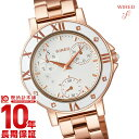 セイコー SEIKO ワイアードエフ WIREDf AGET401 レディース 腕時計 #128751