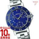 セイコー ワイアードエフ WIREDf トーキョーガールミックス クロノグラフ AGET404 [正規品] レディース 腕時計 時計