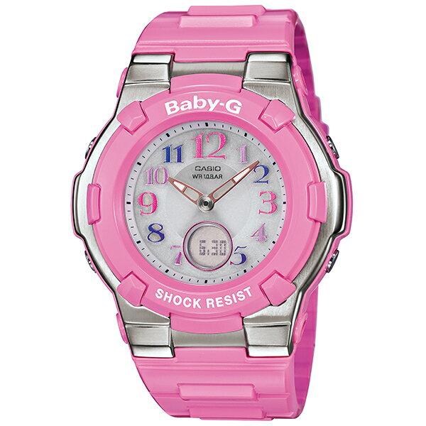 カシオ ベビーG BABY-G トリッパー 電波ソーラー BGA-1100GR-4BJF [正規品] レディース 腕時計 時計(予約受付中) [10年保証付][ギフト用ラッピング袋付]