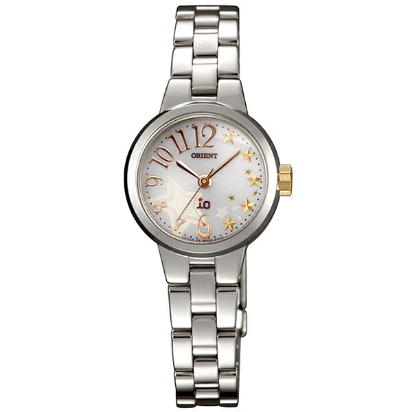 オリエント ORIENT イオ シューティングスター ソーラー WI0281WD [国内正規品] レディース 腕時計 時計 [10年長期保証付][送料無料][ギフト用ラッピング袋付]