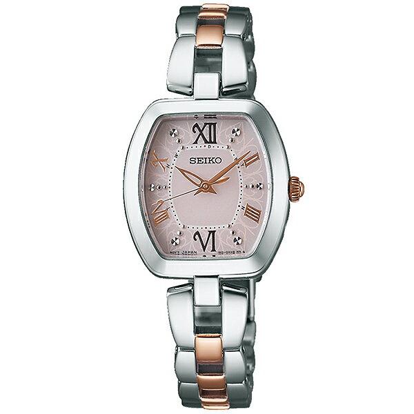 セイコー ティセ TISSE ソーラー電波 100m防水 SWFH037 [国内正規品] レディース 腕時計 時計 [10年長期保証付][送料無料][腕時計ケア用品 マルチクロス付][ギフト用ラッピング袋付]