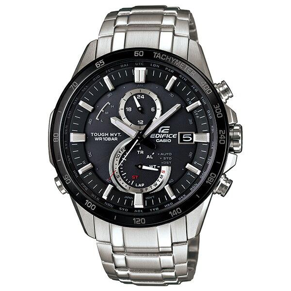 カシオ エディフィス EDIFICE ソーラー電波 EQW-A1400DB-1AJF [国内正規品] メンズ 腕時計 時計 [10年長期保証付][送料無料][ギフト用ラッピング袋付]