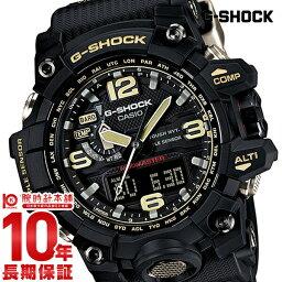 【店内最大ポイント37倍!30日限定】 カシオ Gショック G-SHOCK マッドマスター ソーラー電波 GWG-1000-1AJF [正規品] メンズ 腕時計 時計【24回金利0%】【あす楽】