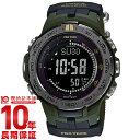 【ポイント6倍】カシオ プロトレック PROTRECK ソーラー電波 PRW-3100G-3JR [国内正規品] メンズ 腕時計 時計(予約受付中)