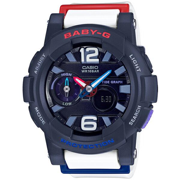 カシオ ベビーG BABY-G Gライド BGA-180-2B2JF [国内正規品] レディース 腕時計 時計 [10年長期保証付][送料無料][ギフト用ラッピング袋付]