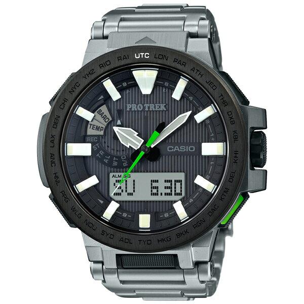 【2000円割引クーポン付】【ショッピングローン12回金利0%】カシオ プロトレック PROTRECK マナスル ソーラー電波 PRX-8000T-7BJF [国内正規品] メンズ 腕時計 時計 [10年長期保証付][送料無料][ギフト用ラッピング袋付]