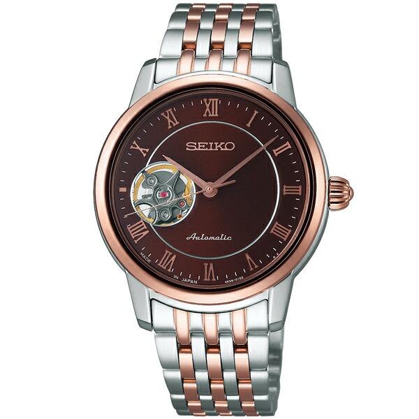 セイコー プレザージュ PRESAGE 100m防水 機械式(自動巻き/手巻き) SRRY020 [正規品] レディース 腕時計 時計 [10年保証付][腕時計ケア用品 マルチクロス付][ギフト用ラッピング袋付]