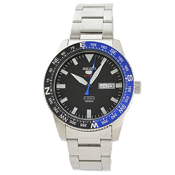 セイコー5 逆輸入モデル SEIKO5 100m防水 機械式(自動巻き) SRP659J1 [海外輸入品] メンズ 腕時計 時計 [3年長期保証付][送料無料][ギフト用ラッピング袋付][P_10]