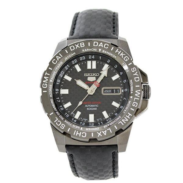 セイコー5 逆輸入モデル SEIKO5 限定モデル 100m防水 機械式(自動巻き) SRP723J1 [海外輸入品] メンズ 腕時計 時計 [3年長期保証付][送料無料][ギフト用ラッピング袋付][P_10]
