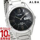セイコー アルバ ALBA ソーラー 10気圧防水 AEFD555 正規品 メンズ 腕時計 時計