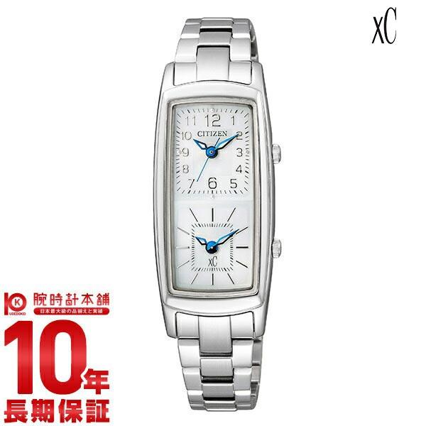 シチズン クロスシー XC エコドライブ ソーラー EW4000-55A [正規品] レディース 腕時計 時計【36回金利0%】(2018年4月20日入荷予定)