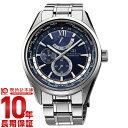 【12回金利0%】オリエントスター ORIENT ORIENTSTAR オリエントスター ワールドタイム 機械式 自動巻き (手巻き付き) ネイビー WZ0041JC [正規品] メンズ 腕時計 時計