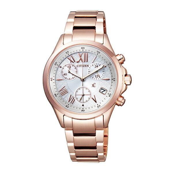【ポイント10倍】シチズン クロスシー XC エコドライブ ソーラー FB1403-53A [国内正規品] レディース 腕時計 時計 [10年長期保証付][送料無料][腕時計ケア用品 マルチクロス付][ギフト用ラッピング袋付][P_10]