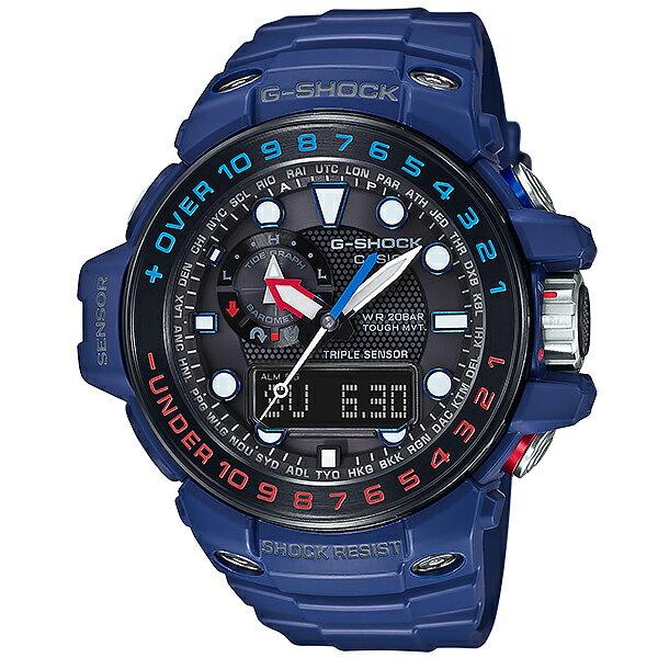 【ショッピングローン12回金利0%】カシオ Gショック G-SHOCK ソーラー電波 GWN-1000H-2AJF [国内正規品] メンズ 腕時計 時計 [10年長期保証付][送料無料][ギフト用ラッピング袋付]