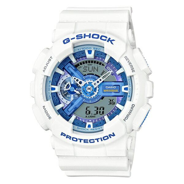カシオ Gショック G-SHOCK  GA-110WB-7AJF [国内正規品] メンズ 腕時計 時計 [10年長期保証付][送料無料][ギフト用ラッピング袋付]