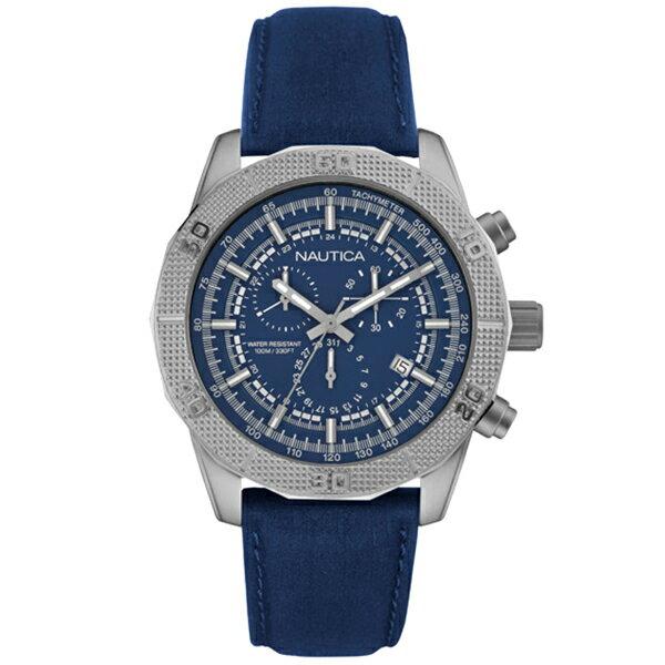 【5500円割引クーポン利用可】ノーティカ NAUTICA NST11 NAI16526G [正規品] メンズ 腕時計 時計 [10年保証付][腕時計ケア用品 マルチクロス付][ギフト用ラッピング袋付]
