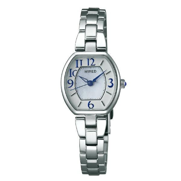 セイコー ワイアードエフ WIREDf  AGEK436 [正規品] レディース 腕時計 時計 [10年保証付][腕時計ケア用品 マルチクロス付][ギフト用ラッピング袋付]暑い