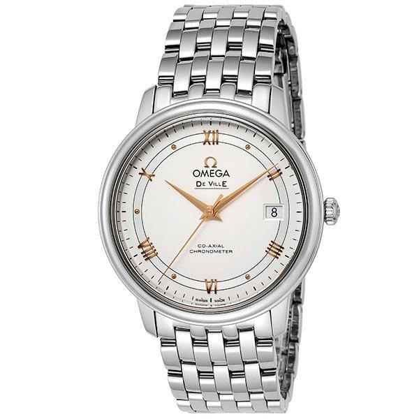 【ショッピングローン12回金利0%】オメガ デビル OMEGA  424.10.37.20.02.002 [海外輸入品] メンズ 腕時計 時計 [送料無料][ギフト用ラッピング袋付][P_10]