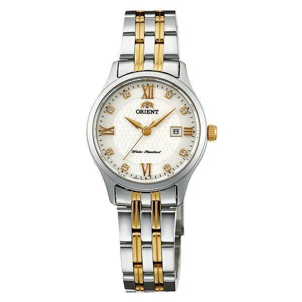 オリエント ORIENT ワールドステージコレクション クオーツ ミルキーホワイト WV0121SZ [国内正規品] レディース 腕時計 時計 [10年長期保証付][送料無料][ギフト用ラッピング袋付]