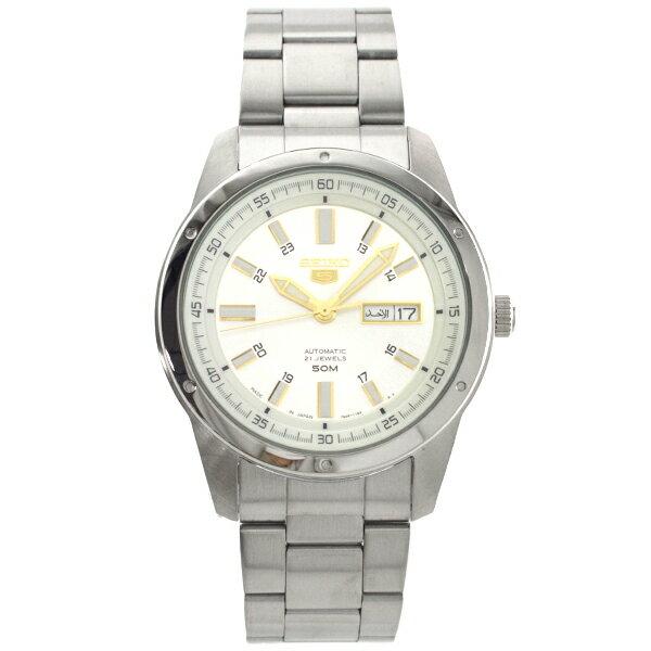 セイコー5 逆輸入モデル SEIKO5 機械式(自動巻き) SNKN11J1 [海外輸入品] メンズ 腕時計 時計 [3年長期保証付][送料無料][ギフト用ラッピング袋付][P_10]【みえ】