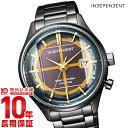 【2000円OFFクーポン】【36回金利0%】インディペンデント INDEPENDENT INNOVATIVE line 20周年記念モデル ソーラー電波 KL8-449-51 [正規品] メンズ 腕時計 時計