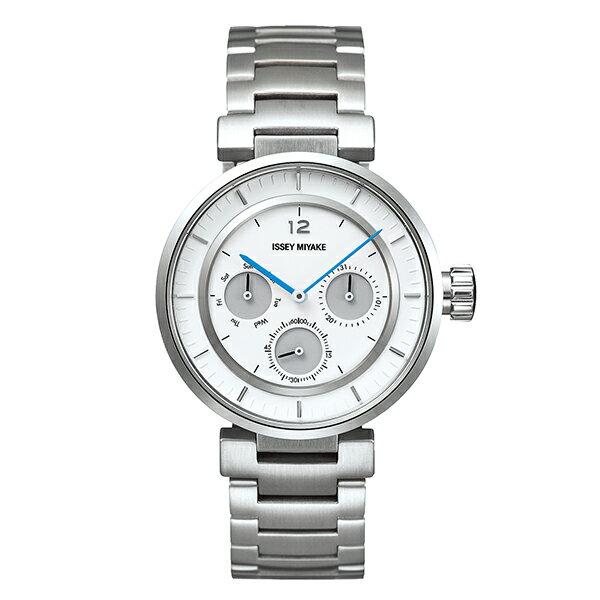 【2500円割引クーポン利用可】【ショッピングローン12回金利0%】イッセイミヤケ ISSEYMIYAKE W-miniダブリュミニ和田智デザイン SILAAB01 [正規品] メンズ&レディース 腕時計 時計 [10年保証付][腕時計ケア用品 マルチクロス付][ギフト用ラッピング袋付]あまい