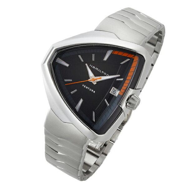 【ショッピングローン12回金利0%】ハミルトン ベンチュラ HAMILTON  H24551131 [海外輸入品] メンズ 腕時計 時計 [3年長期保証付][送料無料][ギフト用ラッピング袋付][P_10]