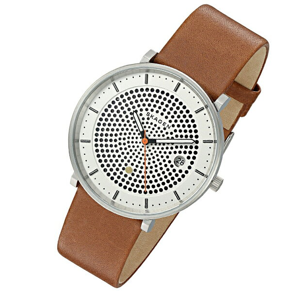 スカーゲン SKAGEN ソーラー SKW6277 [海外輸入品] メンズ 腕時計 時計 [送料無料][ギフト用ラッピング袋付][P_10]