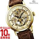 【ポイント10倍】【ショッピングローン12回金利0%】【新作】オリエントスター ORIENT 機械式 ORIENTSTAR スケルトン WZ0031DX [国内正規品] メンズ 腕時計 時計