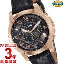 【1000円OFFクーポン】【新作】フォッシル FOSSIL グラント FS5085 [海外輸入品] メンズ 腕時計 時計【あす楽】