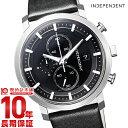 【ショップオブザイヤー2017受賞!】インディペンデント INDEPENDENT Innovative Line クロノグラフ BA5-813-50 [正規品] メンズ 腕時計 時計