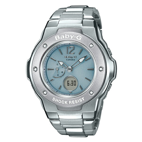 カシオ ベビーG BABY-G ソーラー電波 MSG-3300D-2BJF [国内正規品] レディース 腕時計 時計(予約受付中) [10年長期保証付][送料無料][ギフト用ラッピング袋付]