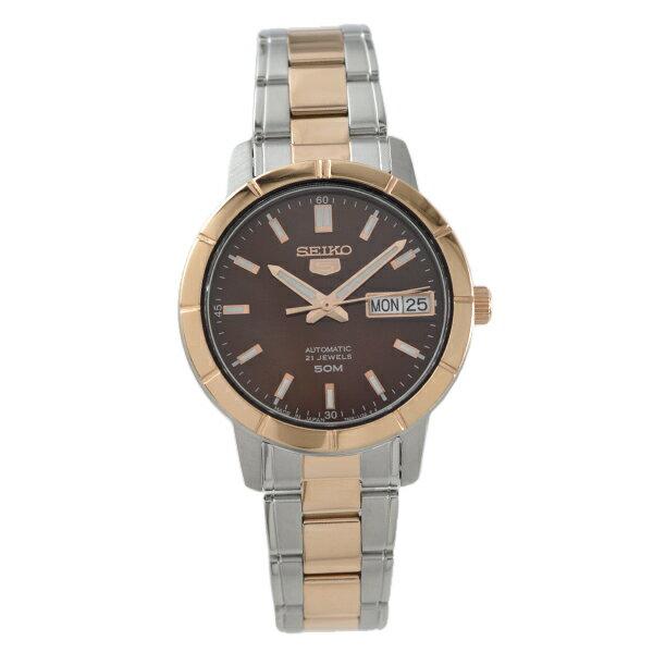 【新作】セイコー5 逆輸入モデル SEIKO5 機械式(自動巻き) SNK890J1 [海外輸入品] レディース 腕時計 時計 [3年長期保証付][送料無料][ギフト用ラッピング袋付][P_10]