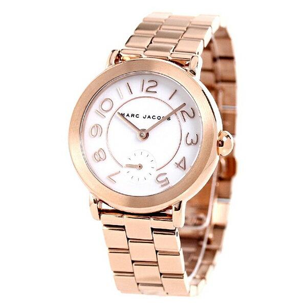 【新作】マークジェイコブス MARCJACOBS ライリー MJ3471 [海外輸入品] レディース 腕時計 時計 [3年長期保証付][送料無料][ギフト用ラッピング袋付][P_10]