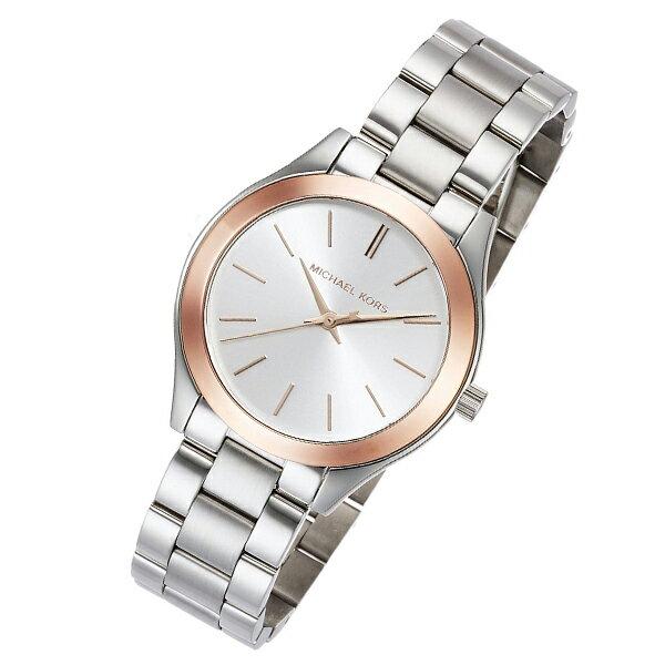 【新作】マイケルコース MICHAELKORS スリムランウェイ ニクソン MK3514 SEIKO [海外輸入品] レディース 腕時計 セイコー 時計:腕時計本舗 [送料無料][ギフト用ラッピング袋付][P_10]