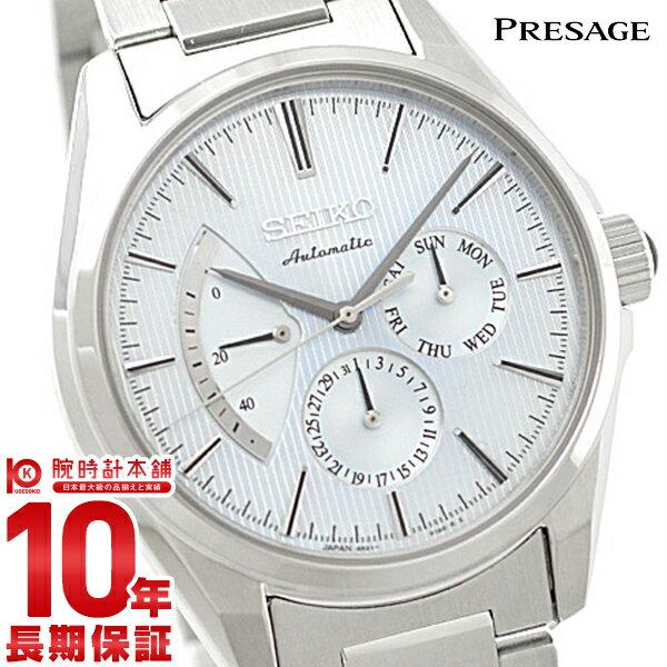 セイコー プレザージュ PRESAGE 10気圧防水 機械式(自動巻き/手巻き) SARW031 [正規品] メンズ 腕時計 時計【36回金利0%】【あす楽】