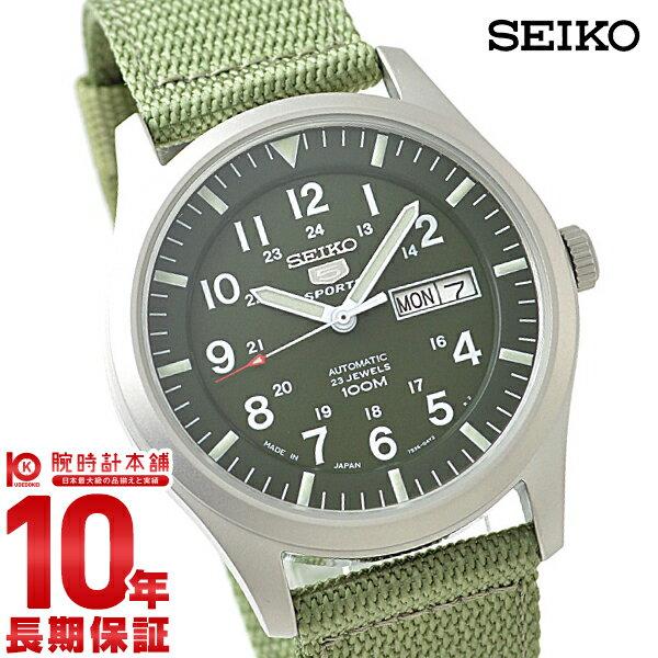 セイコー 逆輸入モデル SEIKO SNZG09JC [正規品] メンズ 腕時計 時計