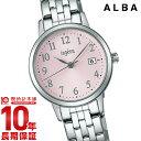 [10年保証付][腕時計ケア用品 マルチクロス付][ギフト用ラッピング袋付][メッセージカード付]セイコー アルバ ALBA アンジェーヌ AHJK433 [正規品] レディース 腕時計 時計