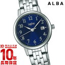 [10年保証付][腕時計ケア用品 マルチクロス付][ギフト用ラッピング袋付][メッセージカード付]セイコー アルバ ALBA アンジェーヌ AHJK434 [正規品] レディース 腕時計 時計