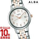 [10年保証付][腕時計ケア用品 マルチクロス付][ギフト用ラッピング袋付][メッセージカード付]セイコー アルバ ALBA アンジェーヌ AHJK435 [正規品] レディース 腕時計 時計