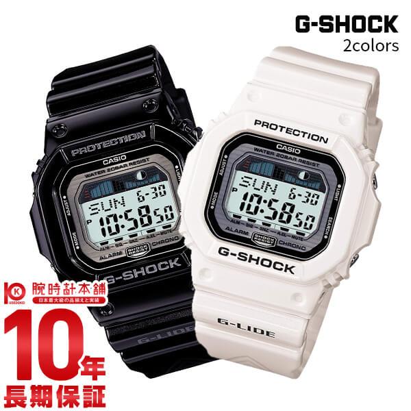 カシオ Gショック G-SHOCK G-LIDE Gライド ブラック×ブラック GLX-5600-1JF [正規品] メンズ 腕時計 時計