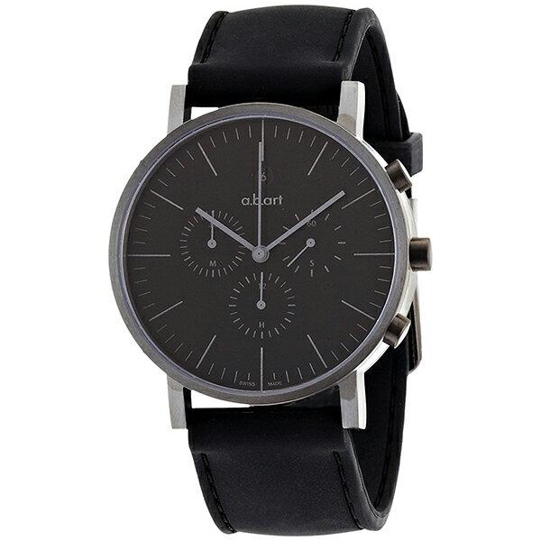【ショッピングローン12回金利0%】エービーアート abart OCシリーズ OC202 ラバー [正規品] メンズ 腕時計 時計 [替えベルト(正規品)付][ギフト用ラッピング袋付]